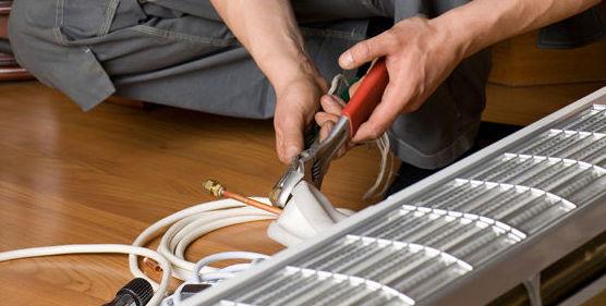 Mantenimiento de sistemas de aire acondicionado