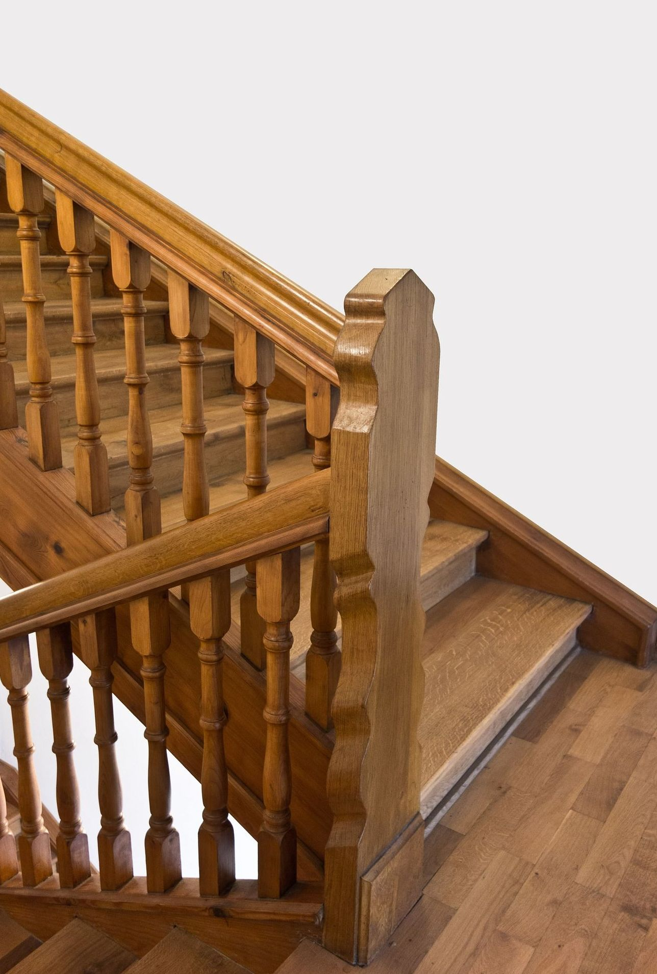 Barandillas de madera para exterior finest barandillas de for Barandilla escalera exterior