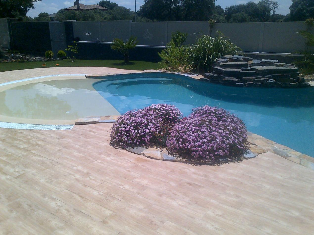 Construcci n de piscinas en guadalajara para particulares for Construccion piscinas naturales
