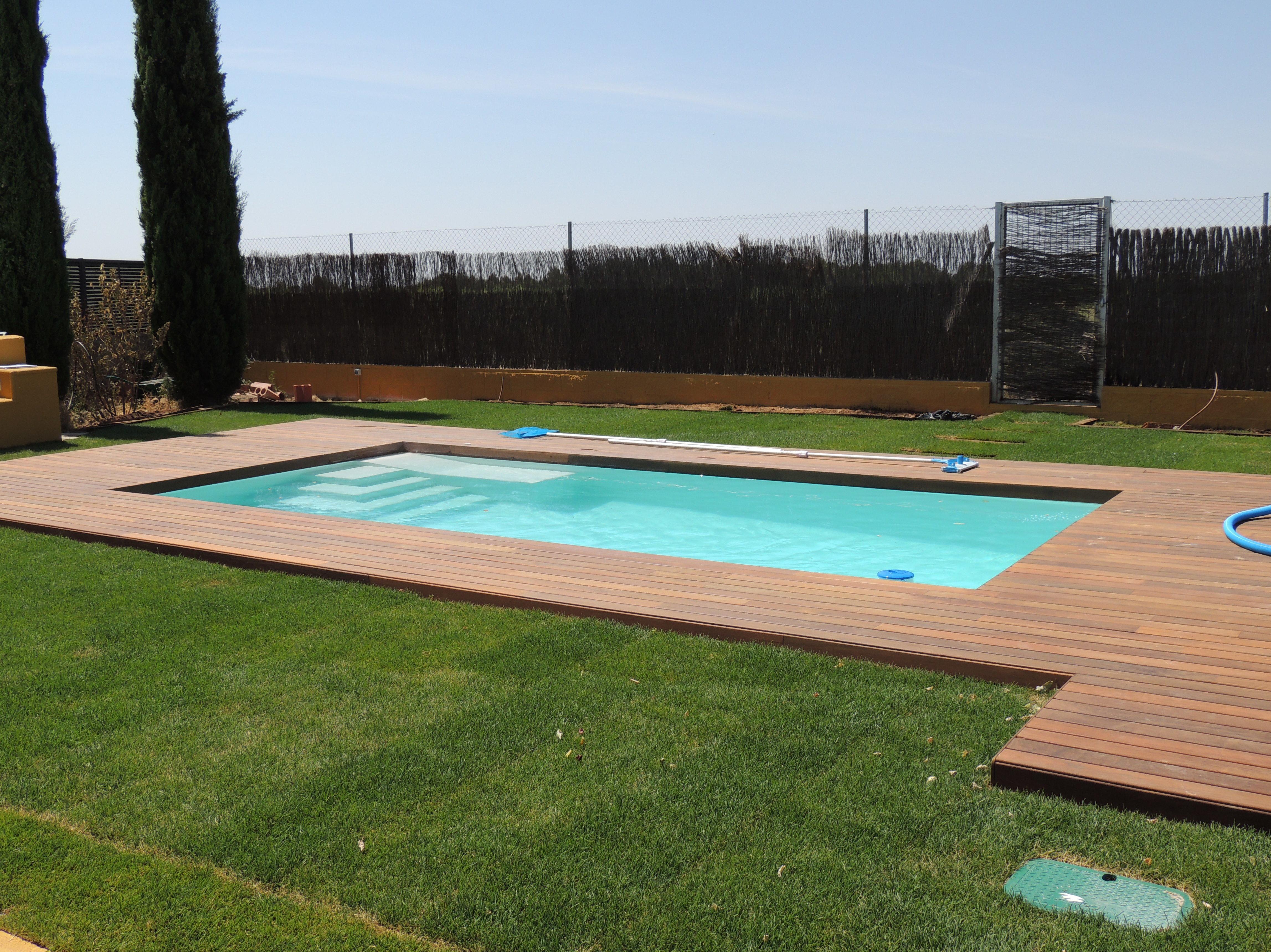 Construcci n de piscinas en madrid centro para disfrutar for Piscinas exteriores