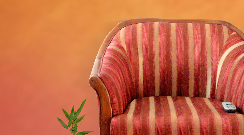 Tapicería de sillones en Granada