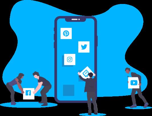 Posicionamos tu negocio en redes sociales y directorios empresariales
