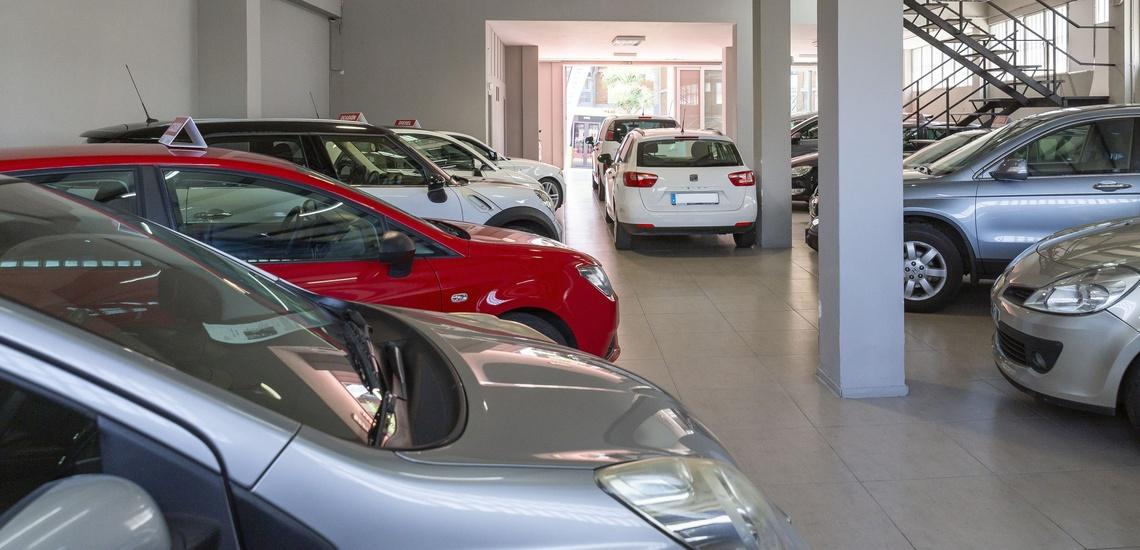Compra venta de coches de segunda mano en Tenerife, múltiples marcas
