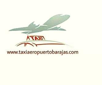 Radio Taxi Madrid Aeropuerto-Traslado Madrid Aeropuerto: Que ofrecemos de Radio taxi Madrid Aeropuerto