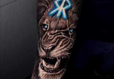 Alessio Coure - Tatuador colaborador