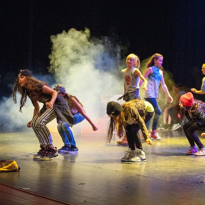 Movimientos básicos del hip hop