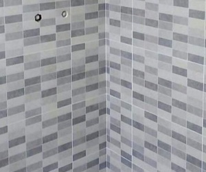 Reforma baño,cambio de bañera por plato de ducha y azulejos..