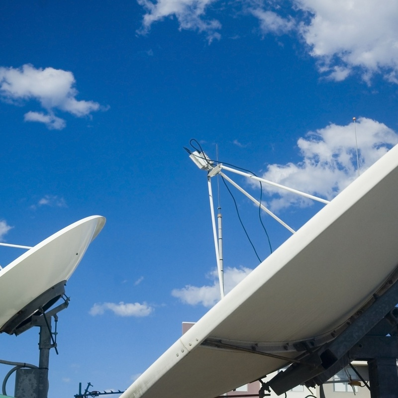 Antenas parabólicas: Servicios de Dodicom Electrónica