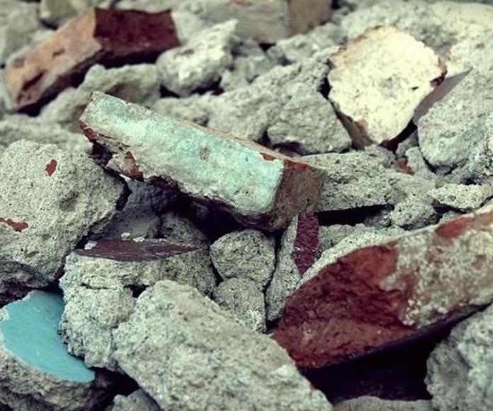 Desescombros: Prestaciones de Remar