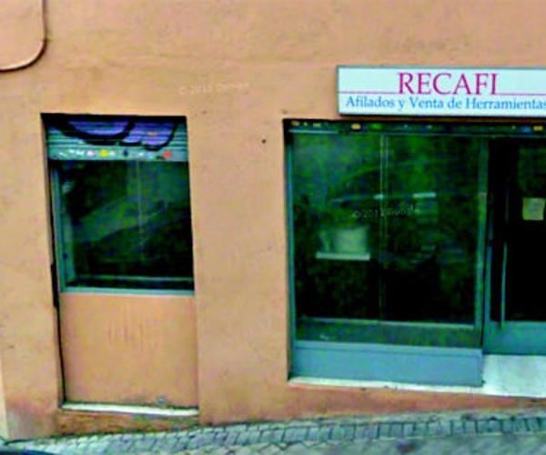 Afilados industriales en Madrid | Recafi