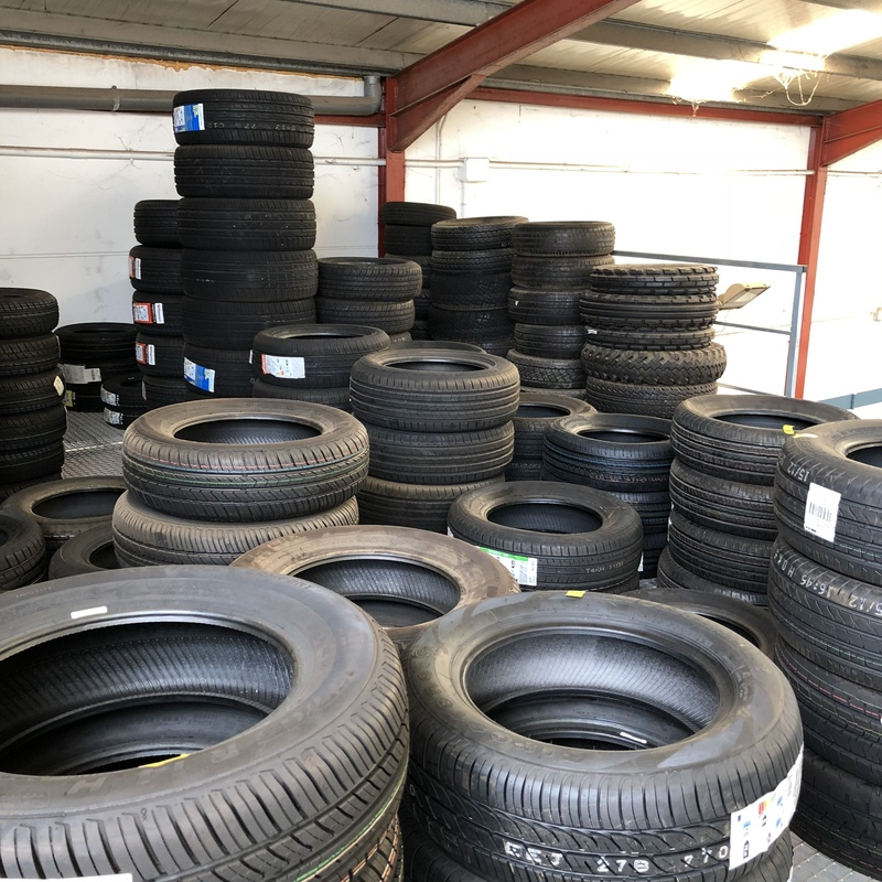Neumáticos multimarca: Servicios de Garaje Feria