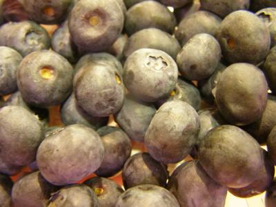 Frutas del bosque: Frutas Paula