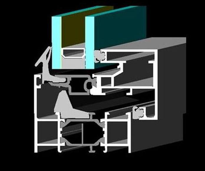 FS6M-E Aislamiento Térmico mejorado: Sistemas de Ekonal