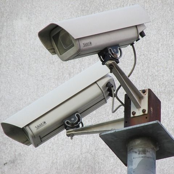 La videovigilancia en las plazas de garaje