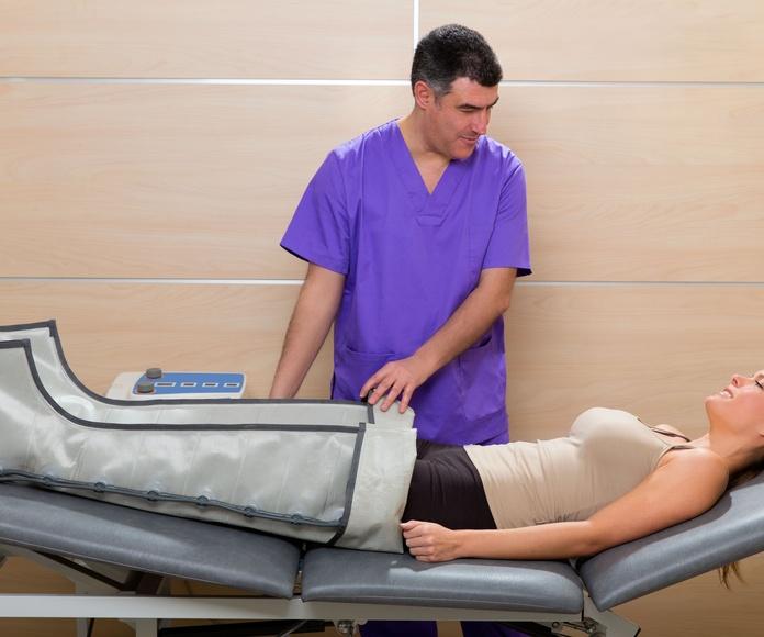 Presoterapia: Productos y servicios de Estudio de Laso