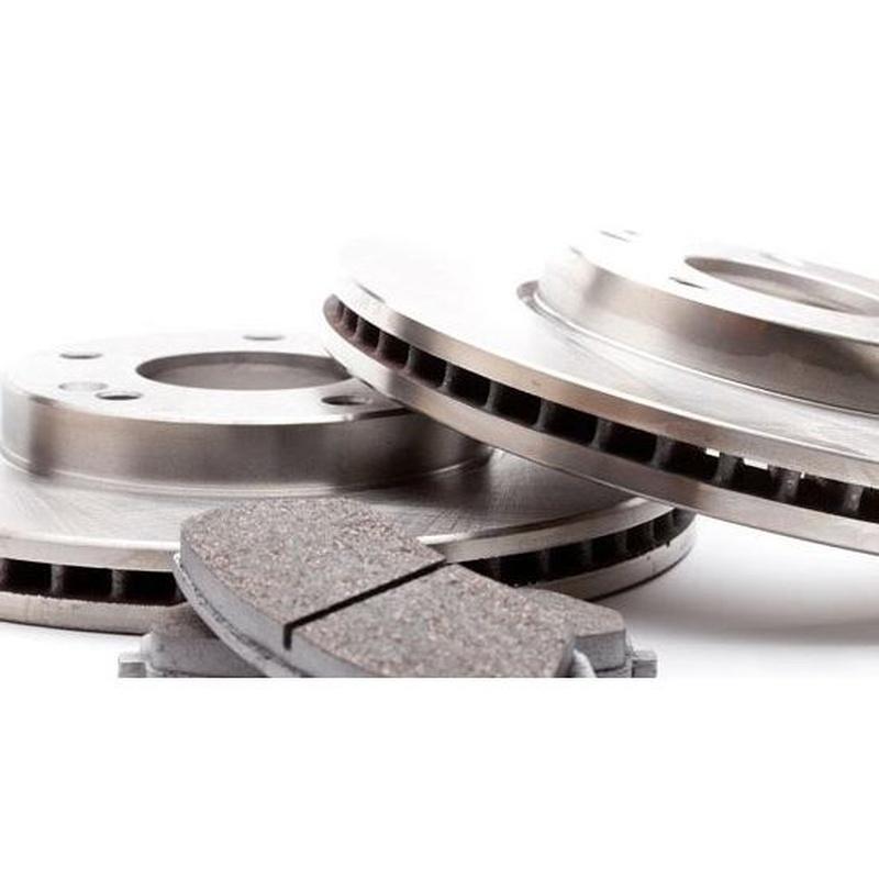 Sustitución de discos y pastillas de freno: Qué hacemos de Rueda Ocasión
