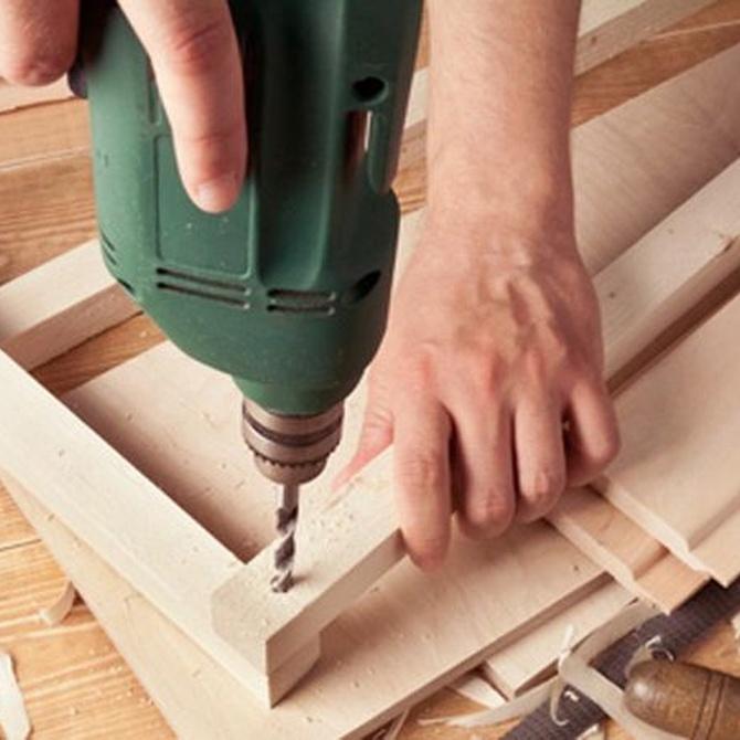 La madera: el material de moda esta temporada