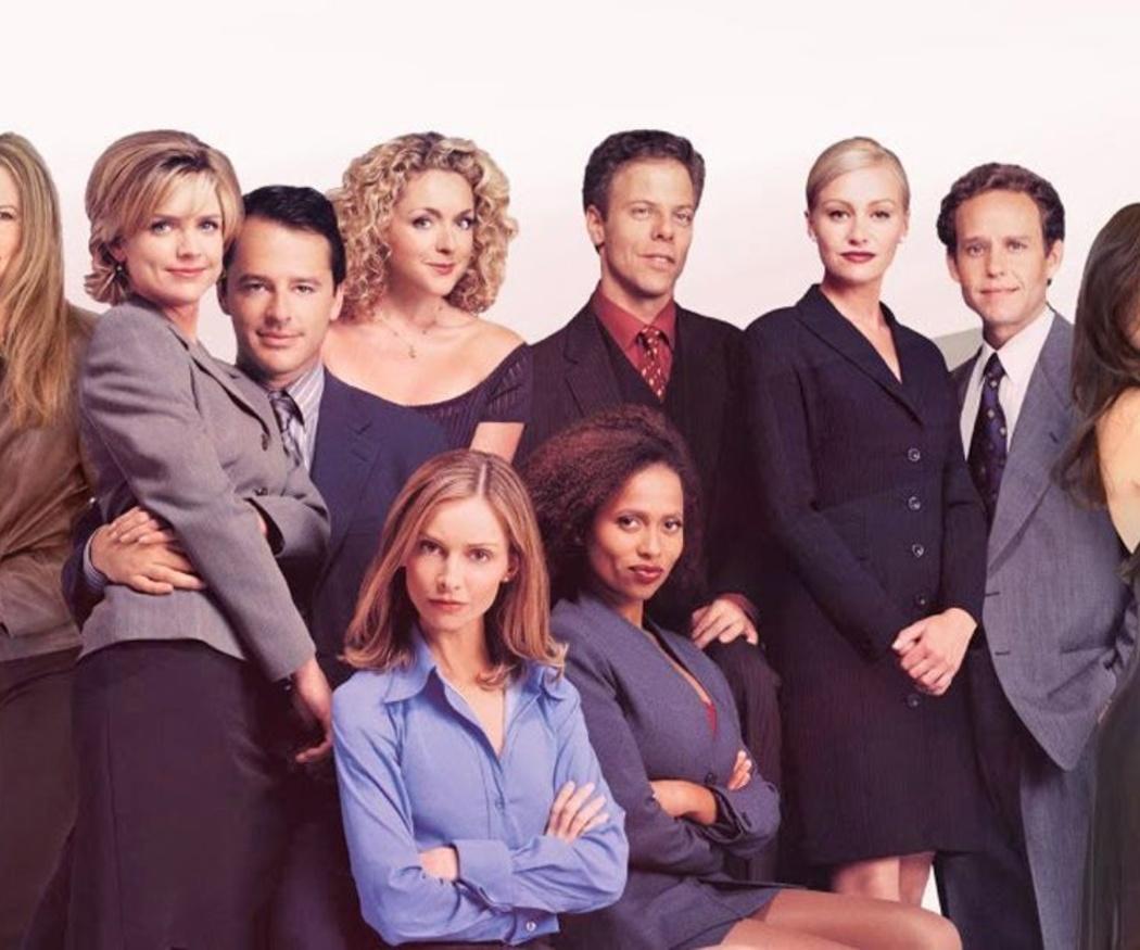 Las mejores series sobre despachos de abogados