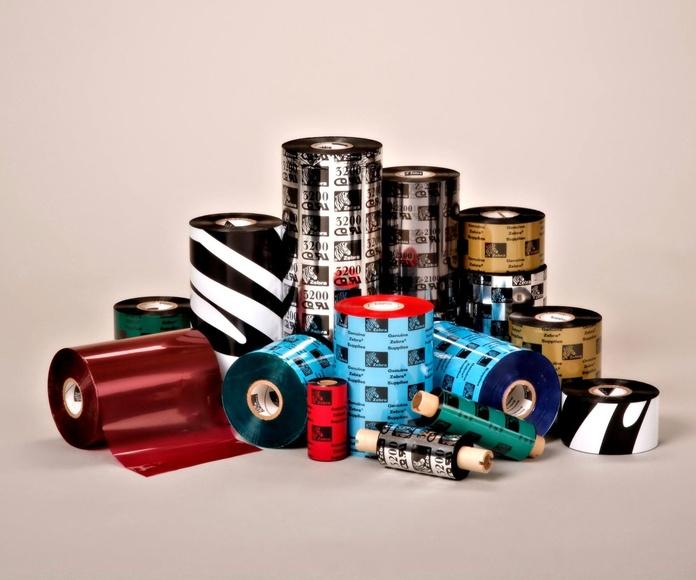 Cintas de Ribbon y Cartuchos Inkjet Color: Productos y Servicios de  S T G L O B A L