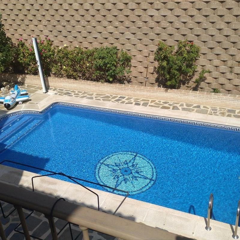 Venta chalet con piscina VALPARAISO, Toledo: Inmuebles de Inmobiliaria La Montañesa