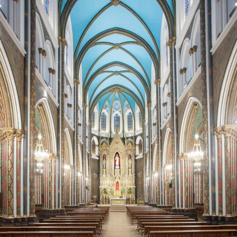 Iglesia Sagrado Corazón: Proyectos de DIADE Gestión de Obras y Proyectos