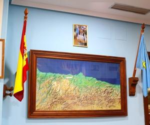 Restaurante A-Xana en Tres Cantos. Restaurante Asturiano