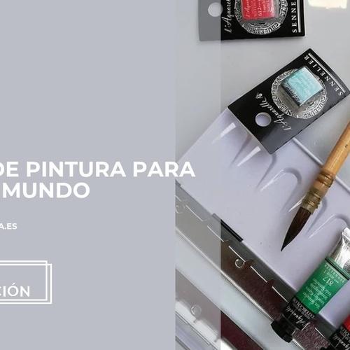 Material de bellas artes en Gijón | La Barba Blanca