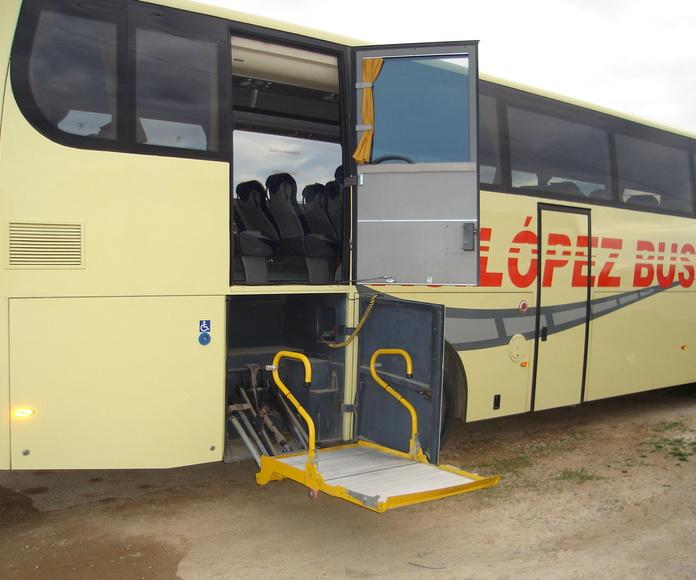 Autobuses Escolares en Valencia