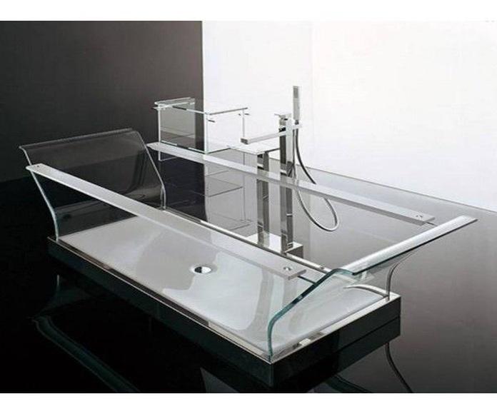 Bañeras: Nuestros productos de Cristalería Crespo