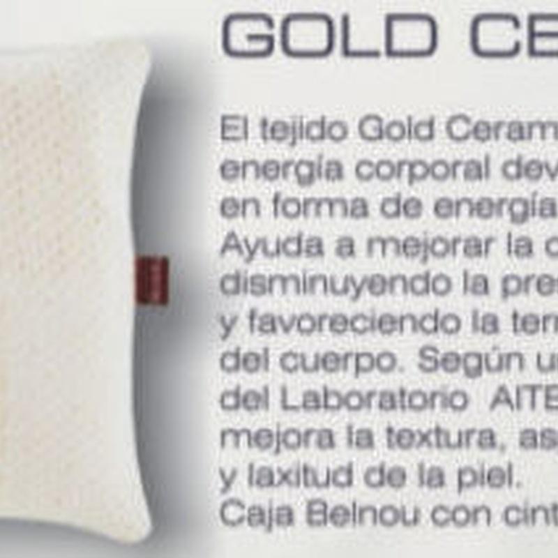 Gold Ceramic