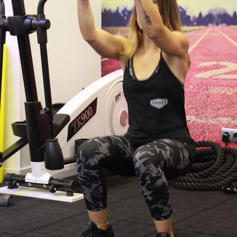 TRX Entrenamiento en suspensión: Servicios de Numa Fitness