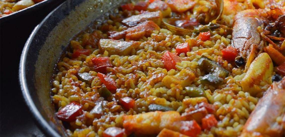 Restaurante de cocina mediterránea en Barceloneta, Barcelona