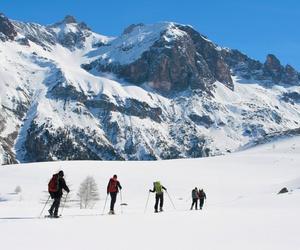 Nieve:  RAQUETAS-ESQUÍ. En preparación invierno 2018-19