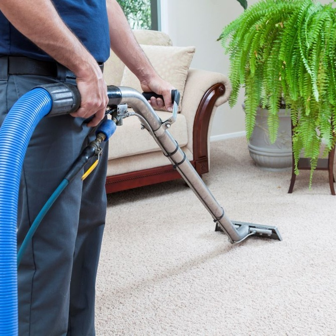 La importancia de limpiar bien una moqueta