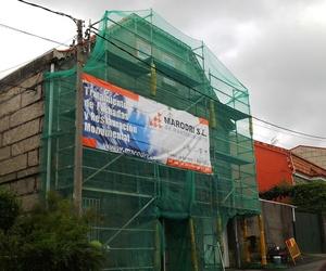 Reparación cubiertas Pontevedra