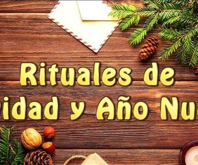 Rituales de Navidad y Año Nuevo