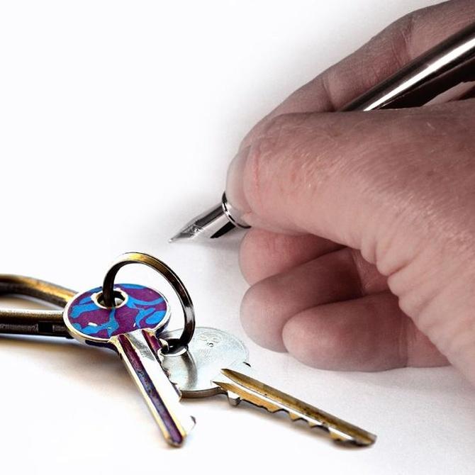 ¿Qué se exige para firmar un contrato de alquiler?