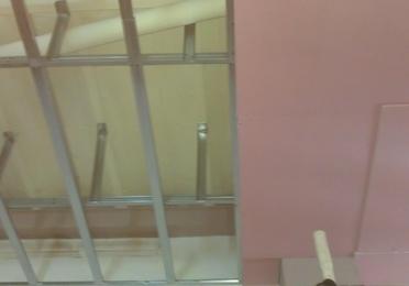 Falso techo RF