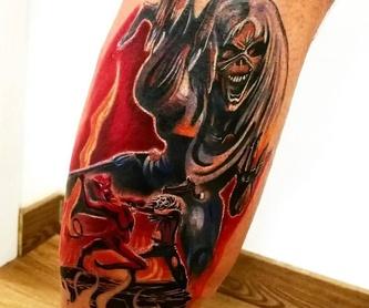 Realism: Tatoos de Inksomnio Tattoo