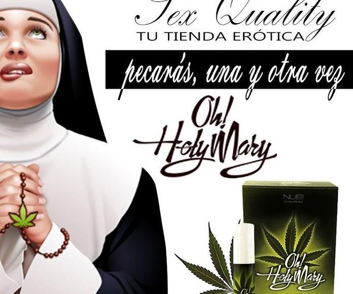 Cosmética Erótica - Oh! Holy Mary