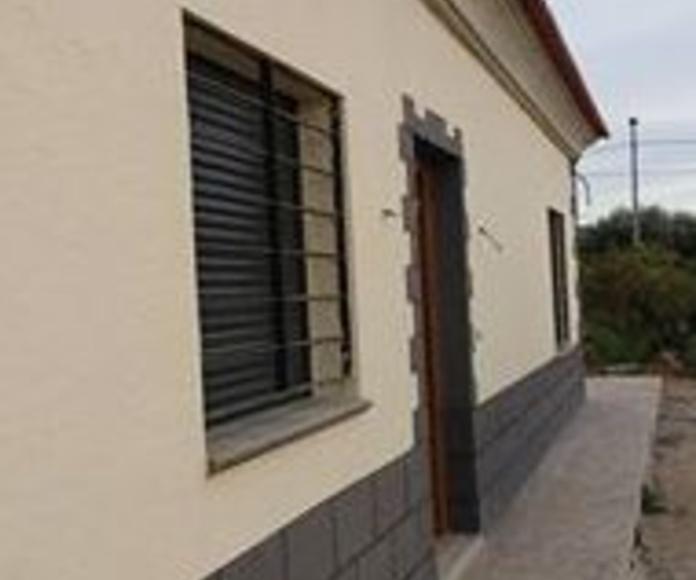 Fachadas decorativas: Servicios de Pavimentos Impresos y Fratasados de Fortuna