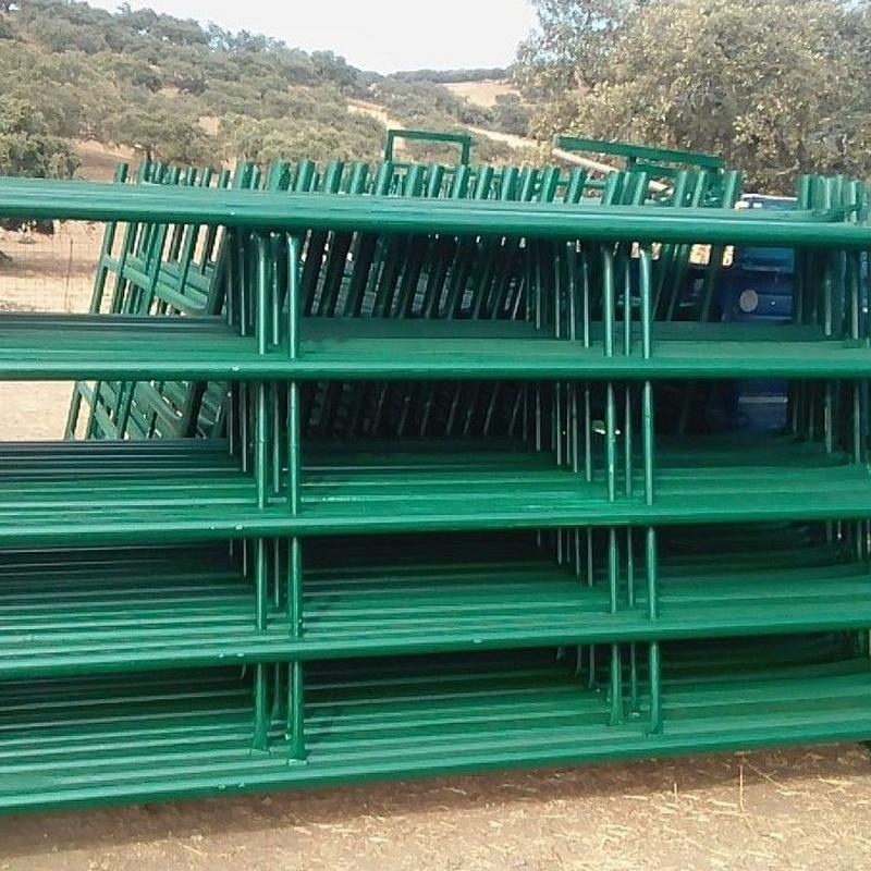 TELERA 5 TUBOS: NUESTROS PRODUCTOS de Grupo Medina