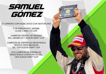 Samuel Gómez