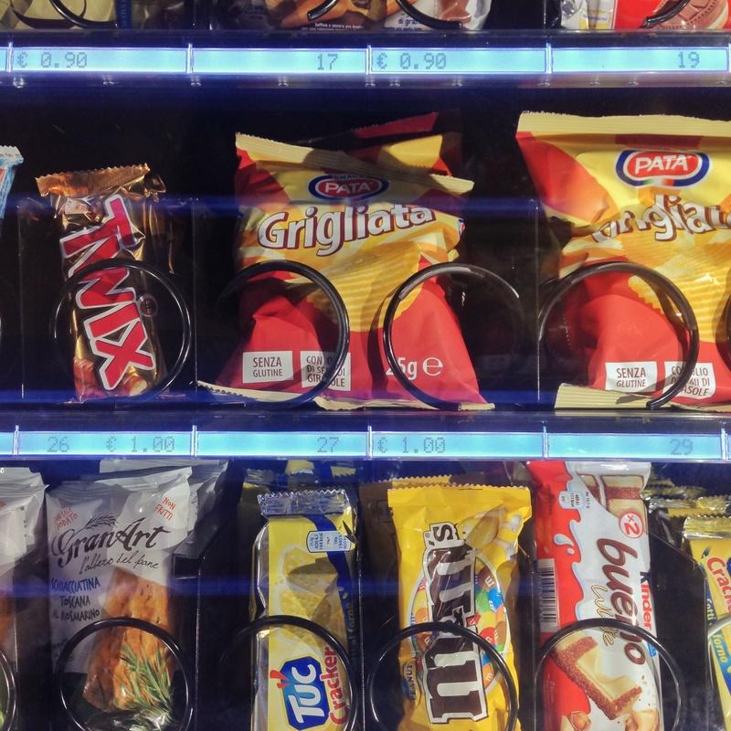 Reposición de máquinas: Vending de Expendedoras Rías Baixas