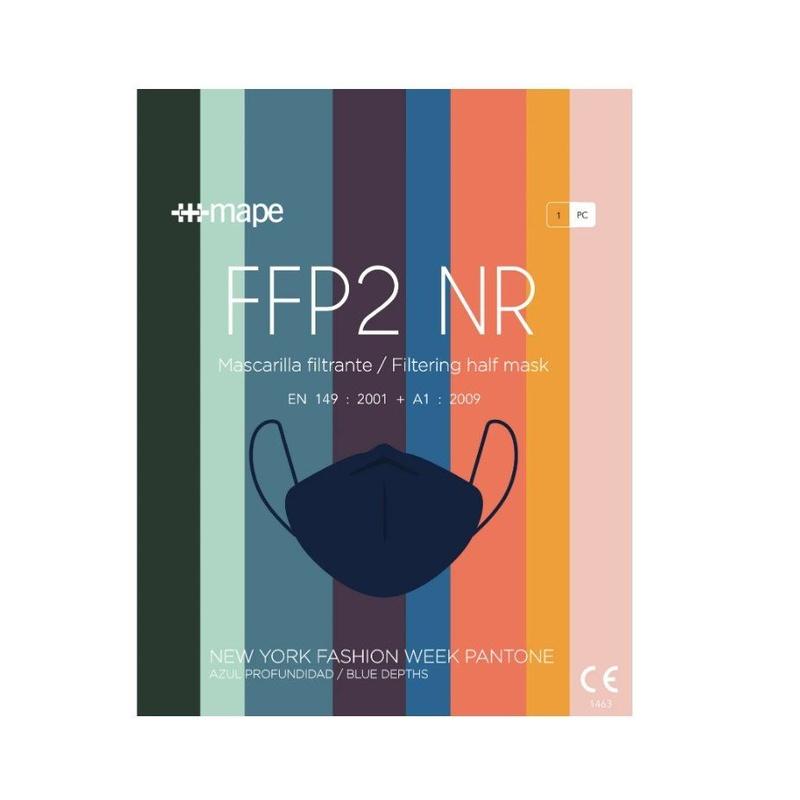 Mascarilla FFP2 colores: Servicios de Farmacia Casariego