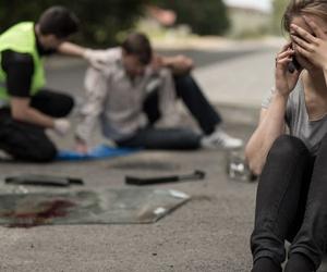 Cómo actuar en caso de encontrarnos un accidente de tráfico
