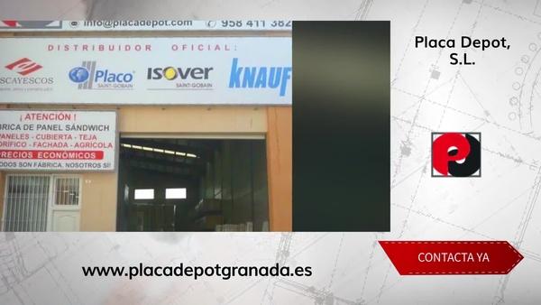 Compre materiales de construcción en Granada - Placa Depot