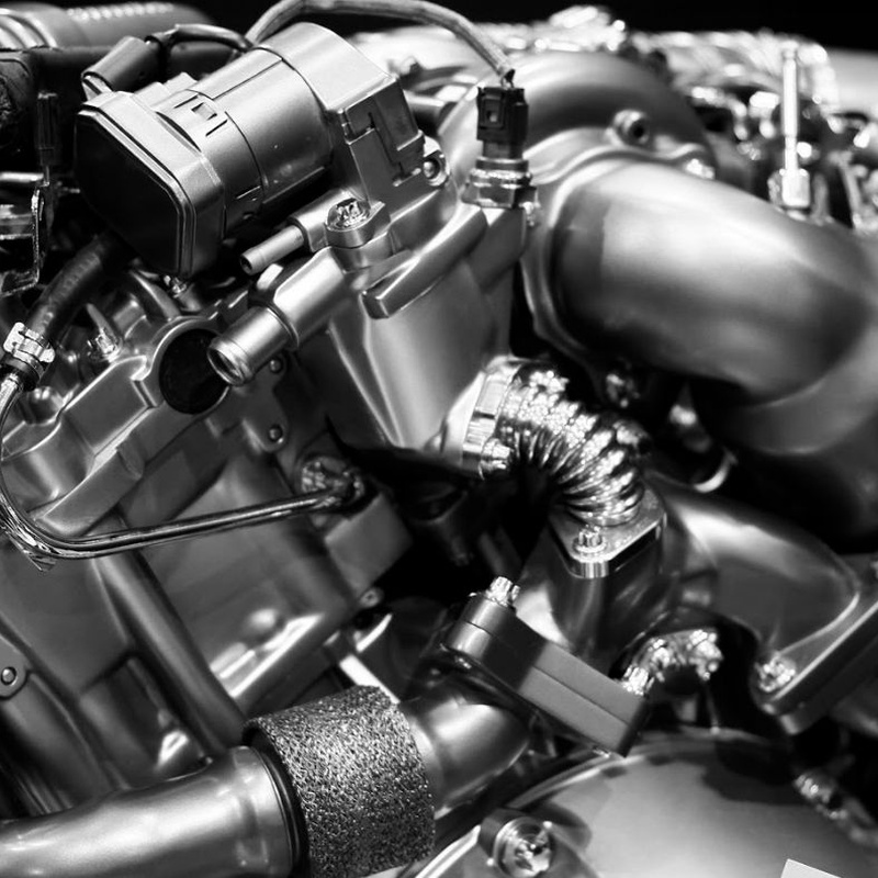 Potenciación de vehiculos: Servicios de Talleres Martín Automoción