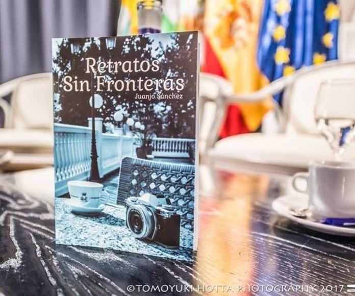 El Rapidillo edita la obra · Retratos Sin Fronteras · de Juanjo Sánchez