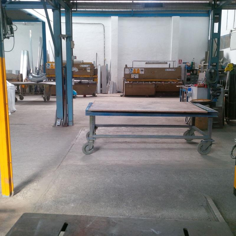 Nuestras instalaciones: Productos y Servicios de Talleres Antonio Reina E Hijos, S.A.